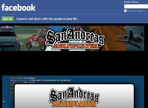 Grand Theft Auto falso inyecta malware en Facebook 48