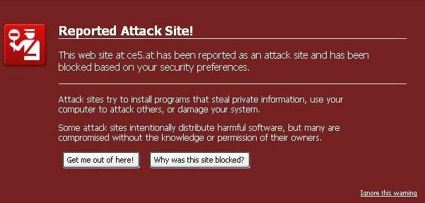 Google detecta 9.500 sitios nuevos maliciosos al día 52