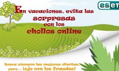 ¿Búsqueda de vacaciones veraniegas on-line? Cuidado con los chollos 90