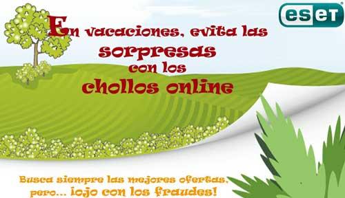 ¿Búsqueda de vacaciones veraniegas on-line? Cuidado con los chollos 58