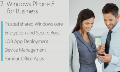 Windows Phone 8 para empresas y profesionales: repasamos sus funciones de seguridad y corporativas 54