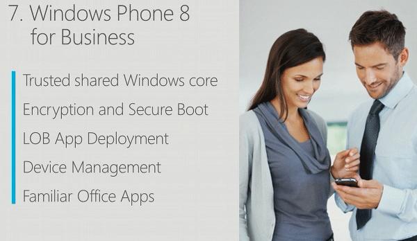 Windows Phone 8 para empresas y profesionales: repasamos sus funciones de seguridad y corporativas 47