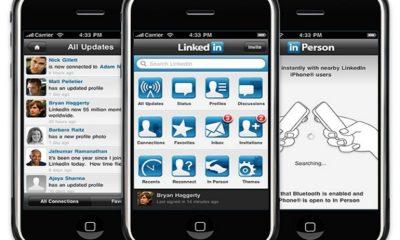Los usuarios de LinkedIn para iOS en peligro