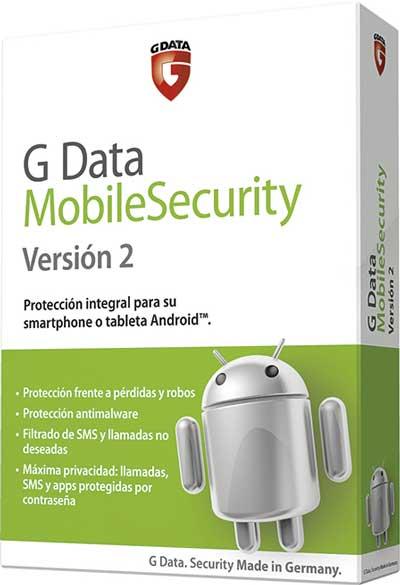 G Data ofrece seguridad integral para Android con Mobile Security 2 52