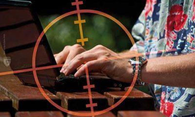 Turistas y vacaciones, en el punto de mira de las cibermafias 90