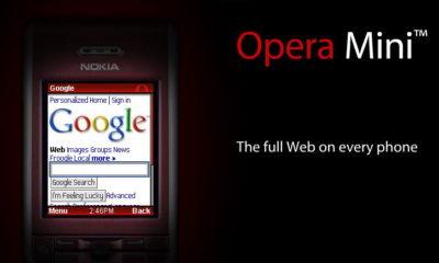 Malware en Android camuflado como Opera Mini 54