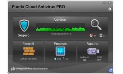 Panda Security lanza Panda Cloud Antivirus 2.0 95