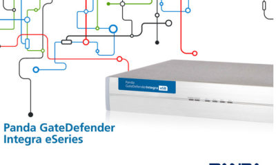 Nuevo Panda GateDefender Integra eSeries de Panda Security 101