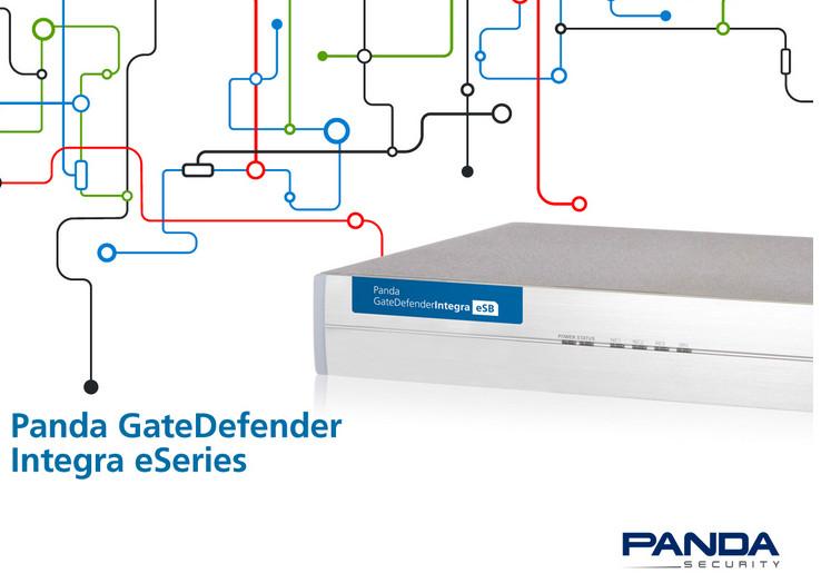 Nuevo Panda GateDefender Integra eSeries de Panda Security 54