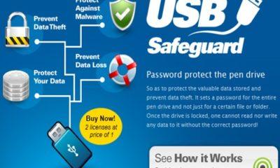 Protege tu pendrive con USB Safeguard 47