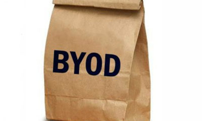El BYOD móvil amenaza la seguridad de las empresas 90