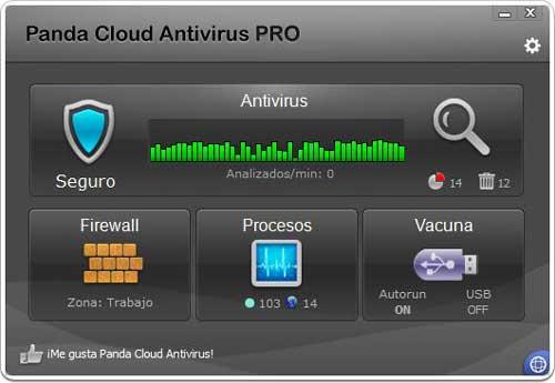 Panda Cloud Antivirus Pro consigue la certificación VB100 de Virus Bulletin 48