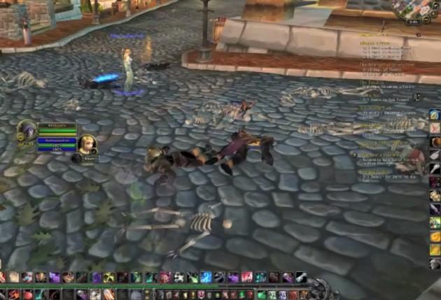 Blizzard soluciona el bug que provocó la masacre en WoW tras un ataque hacker 49