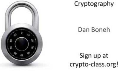 La Universidad de Stanford ofrece curso on-line gratuito de criptografía 81
