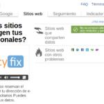 Audita tu privacidad en Internet con PrivacyFix, para Firefox y Chrome 58