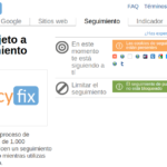 Audita tu privacidad en Internet con PrivacyFix, para Firefox y Chrome 62