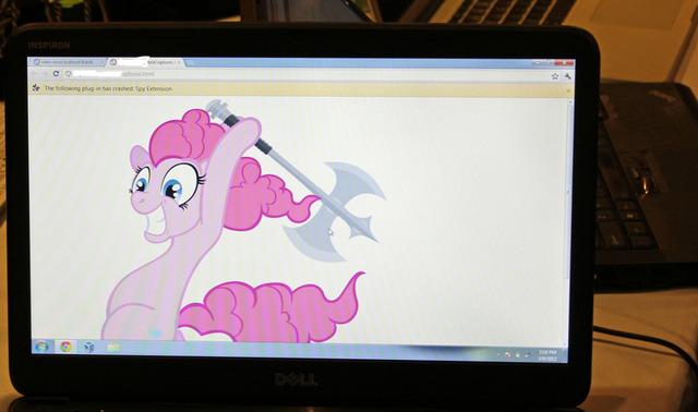 'Pinkie Pie' repite premio de 60.000 dólares por hackear Chrome 49