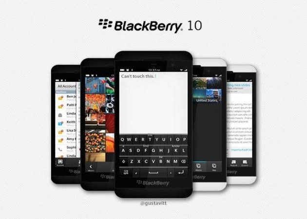 BlackBerry 10, más seguro que iOS o Android