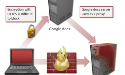 Malware para Windows 8 utiliza Google Docs como Proxy 98