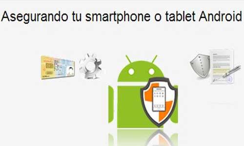 Curso on-line gratuito: 'Asegura tu smartphone o tablet con Android' 49
