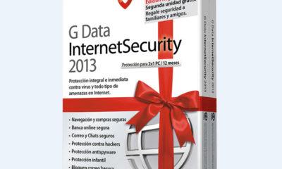 G Data lanza una edición navideña de su InternetSecurity 2013 49