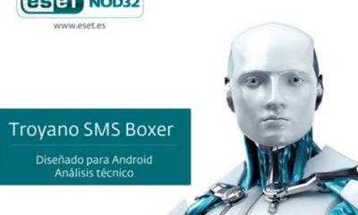 Alerta Boxer, troyano SMS para Android que suscribe a servicios premium 56