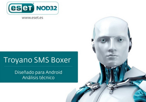 Alerta Boxer, troyano SMS para Android que suscribe a servicios premium 48