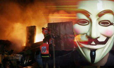 Sitios web del gobierno israelí bajo ataque, con Anonymous a la cabeza 67