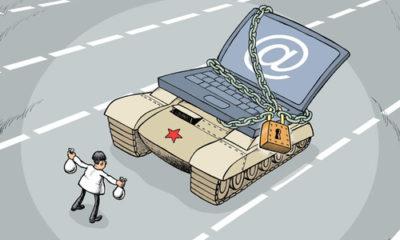 Ciberataque a Google desde el gobierno chino 93