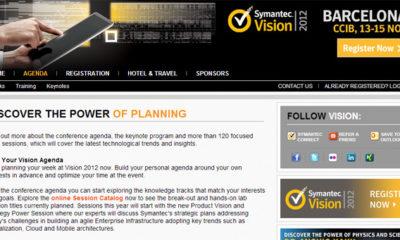 Symantec Vision 2012
