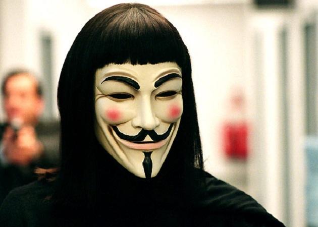Cuidado con el virus Worm.Multi/5N, mostrará una careta de Anonymous en tu PC