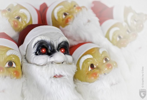 GData Cinco consejos G Data para evitar troyanos bancarios en navidad