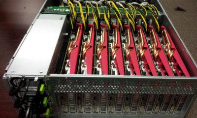 Cluster con 25 GPUs devora contraseñas por millones 58