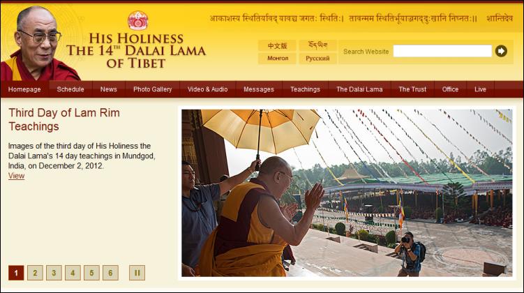 dalailama_com