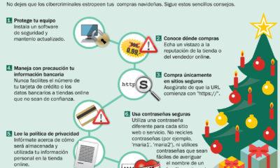 Decálogo e Infografía Kaspersky Lab para compras on-line seguras estas navidades 54