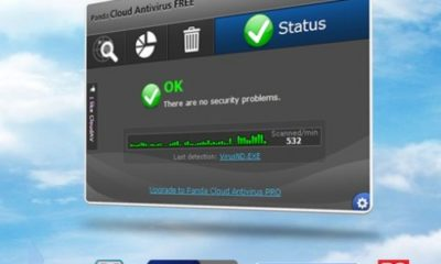 Panda Cloud AntiVirus Free consigue la certificación VB100 de Virus Bulletin sobre Windows 8 53