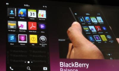 BlackBerry ofrecerá seguridad en redes para iOS y Android 69
