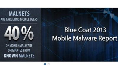 Blue Coat: las amenazas de seguridad a móviles aumentarán en 2013 73