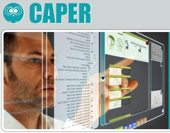CAPER presenta plataforma de prevención de la delincuencia organizada 49