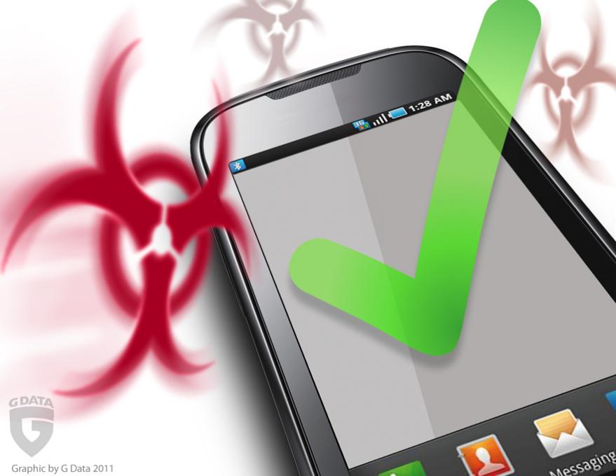 G Data contra el fallo de seguridad del bloqueo de pantalla en Android 47