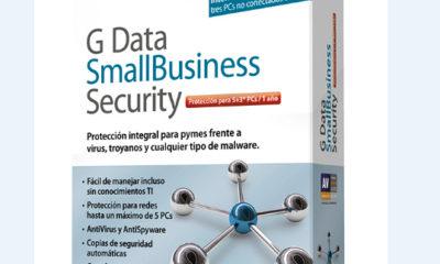 G Data SmallBusiness Security, solución de seguridad para pequeñas empresas 47