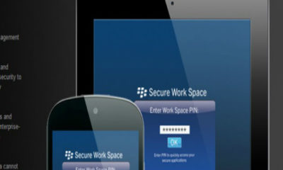 BlackBerry protege tus dispositivos iOS y Android con Secure Work 57