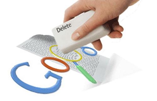 Google-Delete