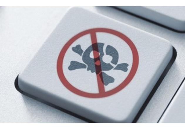¿Es lícito usar malware contra la piratería de software?