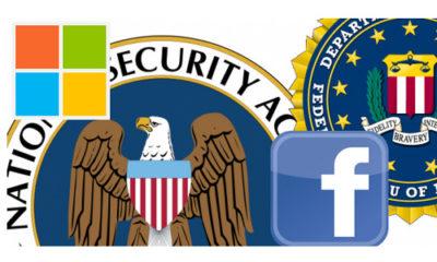 Escándalo PRISM: Microsoft y Facebook entregaron datos 56