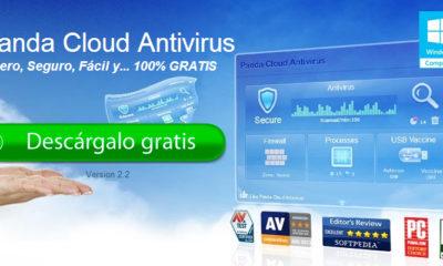 Nueva versión Panda Cloud Antivirus 2.2