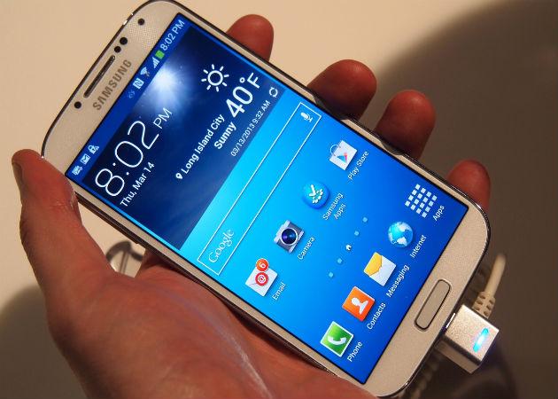 Se descubre un fallo de seguridad en el Samsung Galaxy S4 49