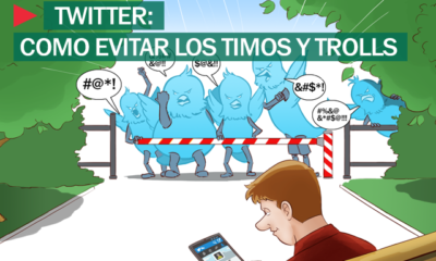 Siete consejos para evitar los timos y trolls en Twitter 95