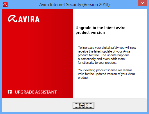 Avira ofrece migración gratuita a versiones 2013 52