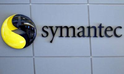 Symantec crece un 2% 62